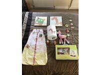 Mamas and Papas Gingerbread Collection Unisex Nursery Set/Bundle