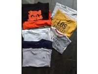 Large boys clothes bundle age 7-8 years