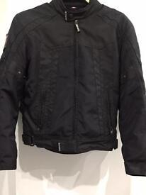 wolf motorcycle waterproof jackets size (M)