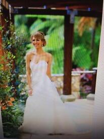 Bella donna wedding dress