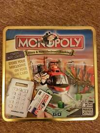 Monopoly credit credit card edition