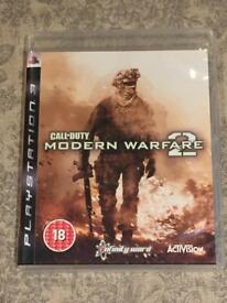 Call of Duty 2 Modern Warfare PS3 Game