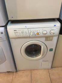 87.zanussi washer and dryer