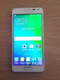 Samsung galaxy alpha on EE