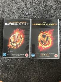 DVD's - The Hunger Games