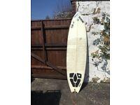 "Surfboard 7""2"