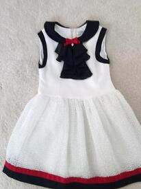 Girls dress by designer Butterscotch age 6 years