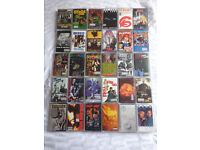 HARD TO FIND RAP CASSETTES - ONLY £4 EACH !!