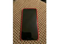 One plus 5 Midnight Black - 128GB (unlocked) + official silicone case