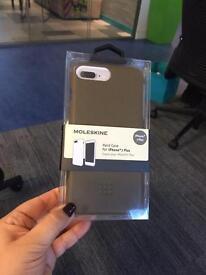 iPhone 7 Plus Cover Moleskin