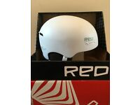 Red Pure helmet size S 55-57cm