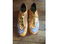 Nike football all weather boots size. 11
