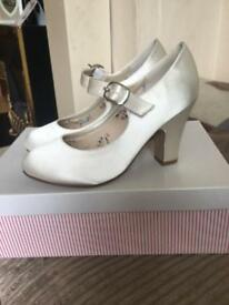 Wedding Shoes size 4.5