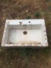 Vintage sink - free delivery