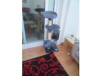 3 tier cat scratch corner