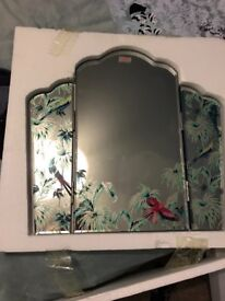 Butterfly Home by Matthew Williamson mirror