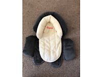 Diono infant pram/car seat insert