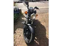 Keeway Superlight Motorbike Scooter Cruiser 125cc
