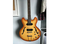 EPIPHONE 1961 CASINO 50TH ANNIVERSARY RE-ISSUE GUITAR