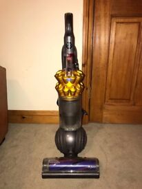 Dyson DC50 Multi Floor Compact Upright Vacuum Cleaner