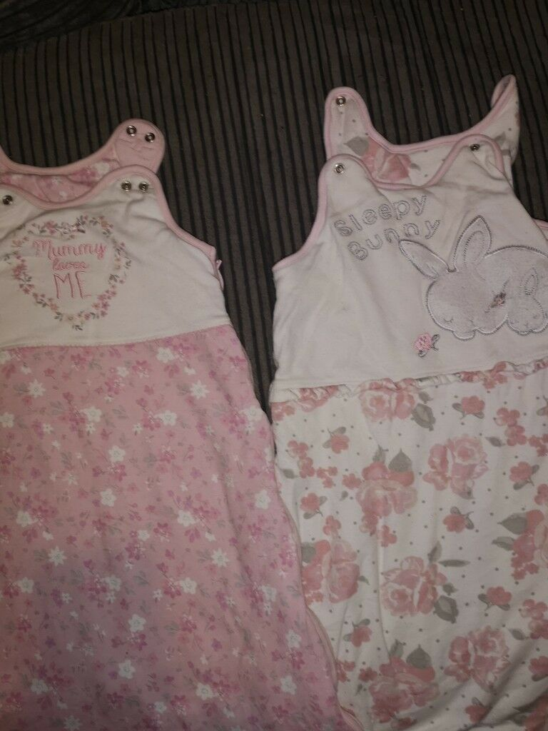 huge discount d810e 54749 0-6 month baby girl sleeping bag | in Lesmahagow, South Lanarkshire |  Gumtree