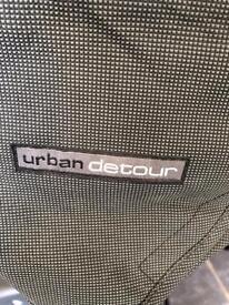 Urban detour 3wheel pram