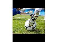 Sunday League Football - goalkeeper needed