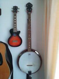 FOR SALE....Martinsmith five string Banjo