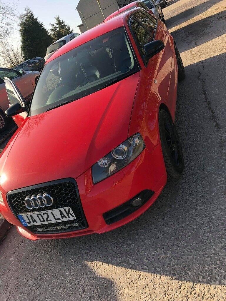 Audi a3 2.0 tdi quattro sline 4 wheel drive 170bhp 1 | in Motherwell