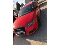 Audi a3 2.0 tdi quattro sline 4 wheel drive 170bhp 1