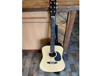 Fender squier acoustic guitar ,
