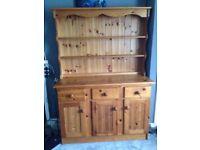 Pine dresser excellent condition