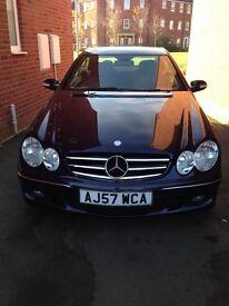 Mercedes Coupe CLK