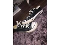 Converse size 1 and half