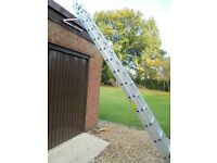ALLOY EXTENSION LADDER