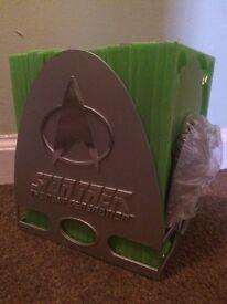 Star Trek The Next Generation 20th Anniversary DVD Boxset