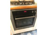 Stove Single Electric Oven, Matching Microwave and 5 Burner Gas Hob - All Working