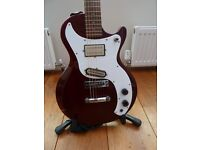 Vintage 70s Japan Avon Rose Morris (Matsumoku) Guitar