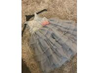 5-6 H&M Girls Party Dress