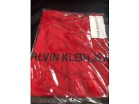Calvin klein mend t shirts brand new and tagged