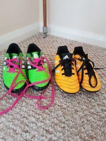 Boys Football Boots Size 12