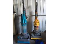 2 x dysons spares or repairs