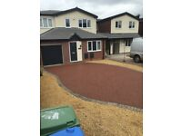 Driveways tarmacing and resin bound