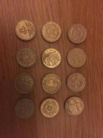 Coins + Tokens + Kinder