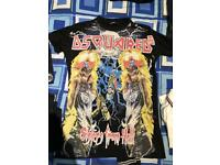 DSQUARED2 Sisters From Hell Tour TShirt (M)