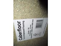 NEW! 10 SHEETS CABERFLOOR, T & G CHIPBOARD FLOORING, GRADE P5, 18MM THICK, 2400 X 600