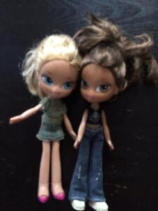 Little bratz dolls. Windsor Region Ontario image 2