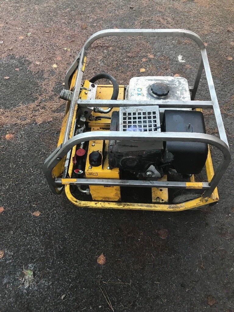 Benford hydraulic breaker pack