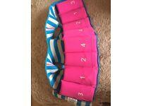 ZOGGS aged 2-3 pink swim vest