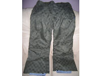 BRAND NEW TRESPASS WINTER OUTDOOR TROUSERS